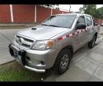 Foto Toyota hilux 2007