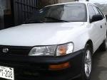 Foto Toyota Corolla 98 Dx Petrolero