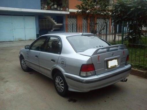 Foto Toyota tercel 98, neumticos nuevos, Automtico,...