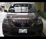 Foto Nissan versa 2013