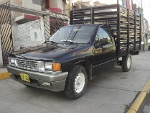Foto Camioneta cabina simple chevrolet luv, pick up
