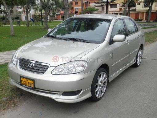 Foto Toyota Corolla 2007 78000