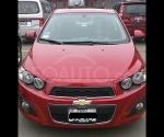 Foto Chevrolet sonic 2012