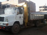 Foto Vendo camion grua de 6 ton.