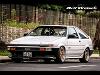 Foto Toyota ae-86