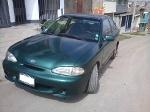 Foto Hyundai accent dual gnv juvenil en perú