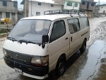 Foto Toyota hiace 3l, intactas herramientas...
