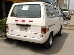 Foto Minivan o combi 8 pasajeros mitsubishi...