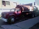 Foto Camión cisterna doble por ejemplo en perú