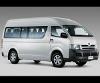 Foto Toyota hiace 2012