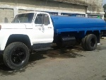 Foto Camion cisterna ford 600