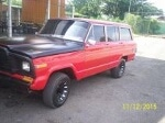 Foto Wagoneer Limited Ao 82 Muy Conservada.