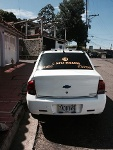 Foto Taxi chevy 2009