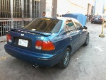 Foto Vendo civic 98 en buen estado