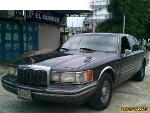 Foto Lincoln Town Car 1994 en Valera. Trujillo