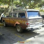 Foto Jeep Wagoneer 1980 Los Teques