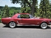 Foto 1965 Ford Mustang Coupe 289ci V8 289