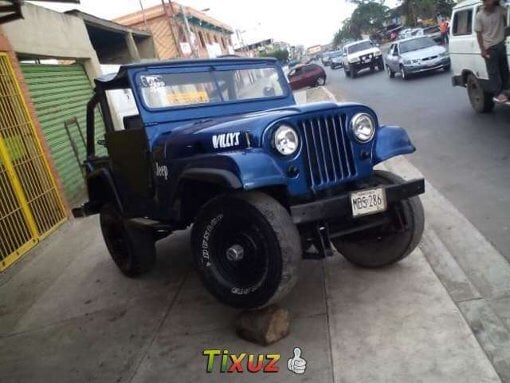 Foto Jeep willy full fino