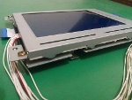 Foto Display Lcd Teclado Yamaha Psr 1000/1100/2000/2100