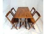 Foto Mesas e Cadeiras para bares e restaurantes!