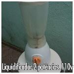 Foto Liquidificador Faet 110v