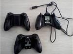 Foto Controles Xbox 360 Sem Fio Cabo Recarregador