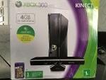Foto Console XBOX 360 + Kinect Sensor + 1 Controles...