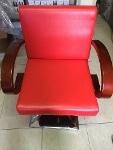 Foto Cadeira Para Cabeleireiro - Nova