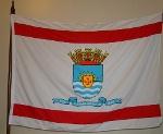 Foto Promoção! Bandeira Oficial De Florianopolis...