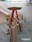 Foto Parquinho Playground em madeira de alta...