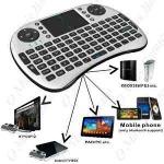 Foto Mini Teclado Sem Fio Com Mouse Para Xbox,...