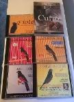 Foto Coleção De Cds De Curió E Bicudo Mais Dvd...