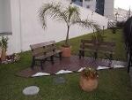 Foto Banco de jardim ou praça