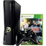 Foto Console Xbox gb + Controle Sem Fio + Jogo Pes