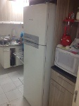 Foto Geladeira Duplex Eletrolux Branca Df50