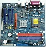 Foto Não perca! Placa mãe DDR2 Soquet 775.