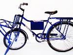 Foto Bicicleta para carga (entrega de água ou mercado)