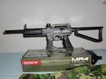 Foto Vendo marcador paintball MR4 +