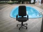 Foto Cadeira giratória r$ 100