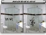 Foto Adesivos para Box, Blindex, Banheiro
