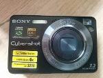 Foto Câmera Digital Sony Cyber-shot Dsc-w110