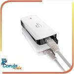 Foto Roteador portátil 150Mbps modem 3G Via cabo...