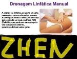 Foto Drenagem linfática manual