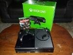 Foto Xbox One + Jogo [Lacrado ] + Headset + 1...