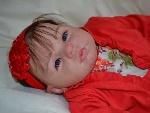 Foto Bebê Valentina