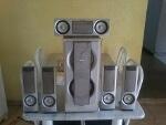 Foto 06 caixas de som para home 50w rms cada, marca...