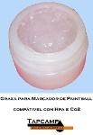 Foto Graxa Para Marcador De Paintball Compatível Com...