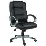 Foto Cadeira Escritório Presidente Executive Com...