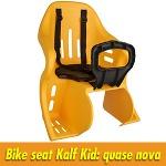 Foto Bike seat * Cadeirão de bicicleta para bebê *...