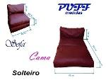 Foto Frete Gratis Para Todo Brasil Puff Sofa Cama...